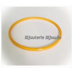 Origninal - racelet Jonc Pure Céramique de couleur jaune Bijoux Femme