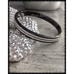 Bracelet Jonc En Pure...