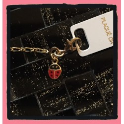 Bracelet Coccinelle Enfant...