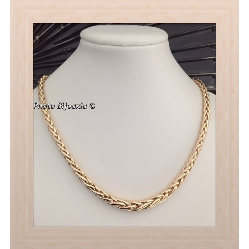 collier or palmier