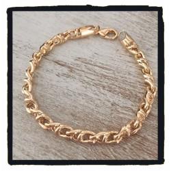 Bracelet Maille fantaisie...