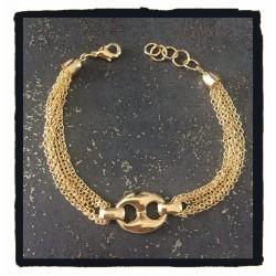 Bracelet Multi Chaînes...