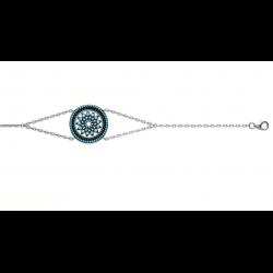 Magnifique Bracelet Pierres...