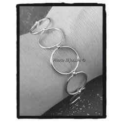 Bracelet Maillons ronds...