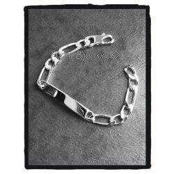 Bracelet Identité Figaro...