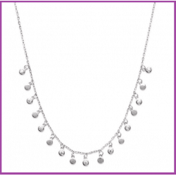 Collier Pampilles Cristal...