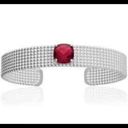 Bracelet Jonc Solitaire...