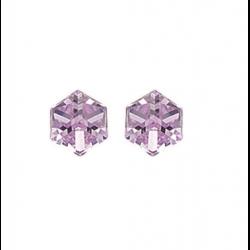 Boucles D'oreilles Cube...