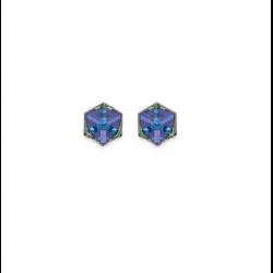 Boucles D'oreilles Cubes...
