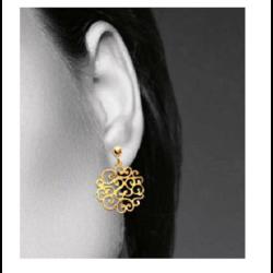 Boucles d'oreilles motifs...