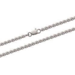 Bracelet Maille Corde 3 mm...