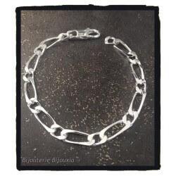 Bracelet Maille Figaro...