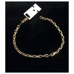 Bracelet Maille forçat 19CM...