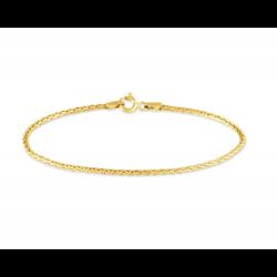 Bracelet Maille palmier fin...