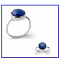 Bague Cabochon Lapis Lazuli...