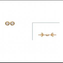 Boucles D'oreilles 2 MM...