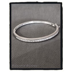 Bracelet Jonc contour...