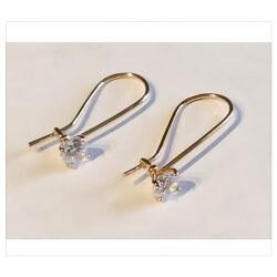 Boucles D'oreilles Cristal...