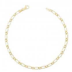 Bracelet Fin Maille Figaro...