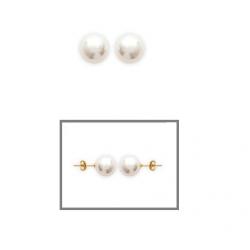 Boucles D'oreilles Perle De...