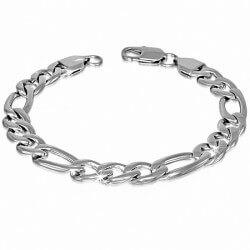 Bracelet Maille Figaro 21...