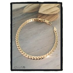 Bracelet Maille anglaise 18...