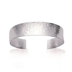 Bracelet Jonc Manchette En...