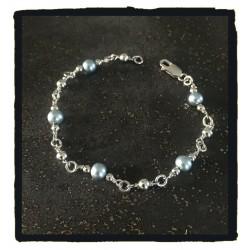 Bracelet Boules et Perles...