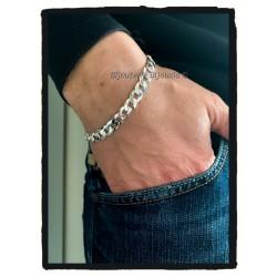Bracelet Gourmette...