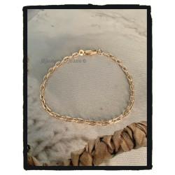Bracelet Maille forçat 18CM...