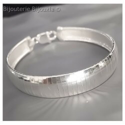 Bracelet Maille Oméga...