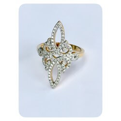 Bague Taille 56 MARQUISE...