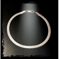 Bracelet Fin Maille Miroir...