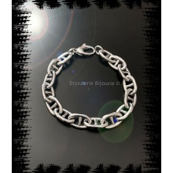 Bracelet Maille Marine 20CM...