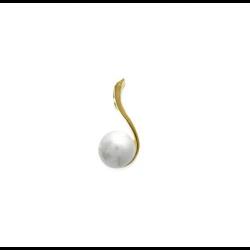 Pendentif Perle et tige...