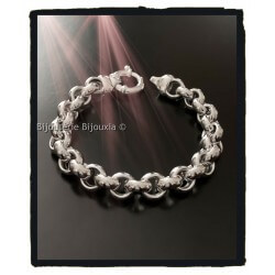 Bracelet Maille JASERON...