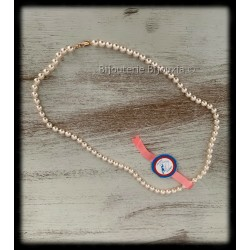 Collier 40cm Perle De...
