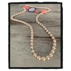 Collier Perle De Majorque...