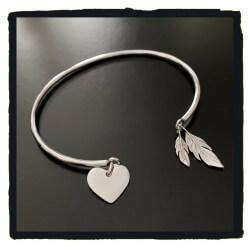Bracelet Jonc Rigide...
