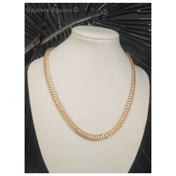 Collier Maille Palmier...