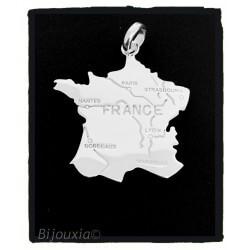 Pendentif Carte FRANCE...