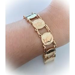 Bracelet Imitation Pièces...
