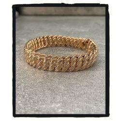 Bracelet Large 21CM Maille...