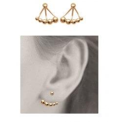 Boucles Lobes d'oreilles...