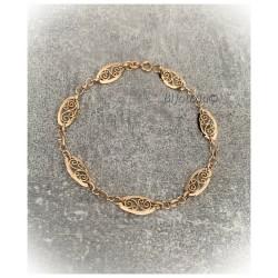 Bracelet 21 CM Maillons...