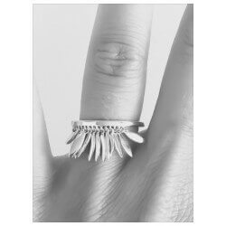 Bague Taille 56 Pampilles...