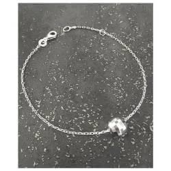 Bracelet Chaîne Forçat +...