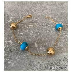 Bracelet Alternance Boules...