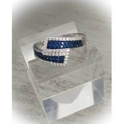 Bague TAILLE 52 Sertie...