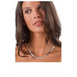 Collier Maille Miroir...